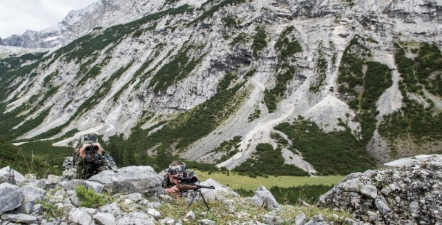 Hunting with the NeoPod in the Alps